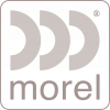 Morel logo gray